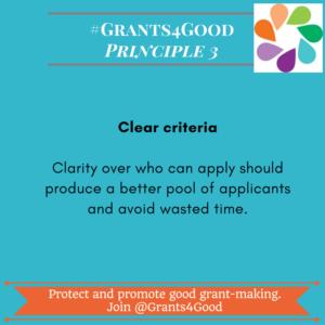3 - criteria