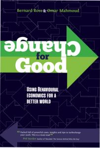 Change for good book cover